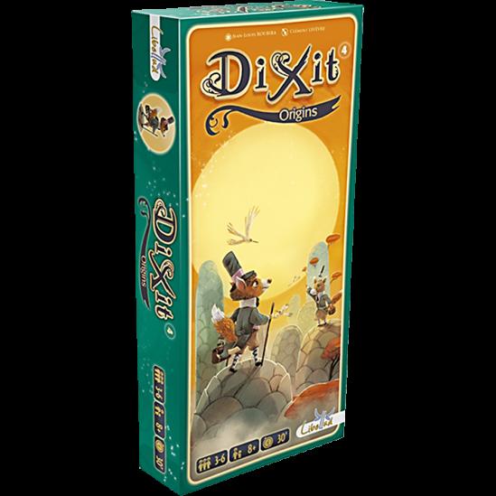 Dixit: Origins (New Edition) (Exp)