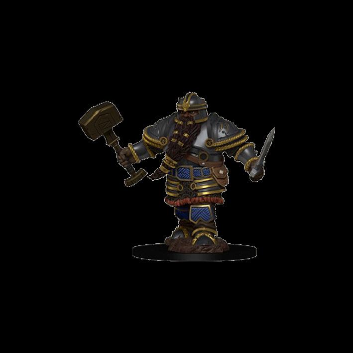 Wizkids - Dwarf Male Fighter